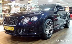 Продажа Bentley Continental gt